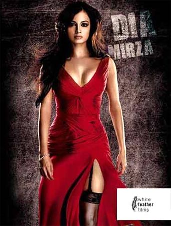 Dia Mirza in Acid Factory poster