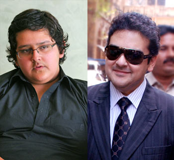 Azaan and Adnan Sami