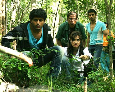 A scene from Agyaat