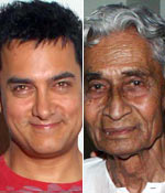 Aamir Khan and V K Murthy