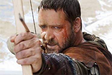 A scene from Robin Hood