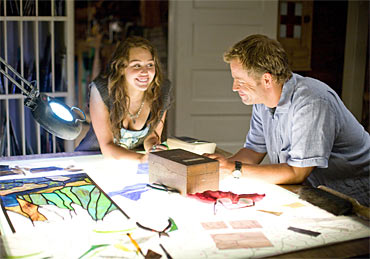 A scene from The Last Song