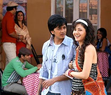 A scene from Jaane Kahan Se Aayi Hai