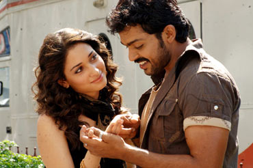A scene from Paiyya