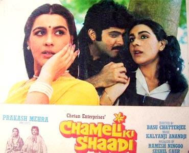 A poster of Chameli Ki Shaadi