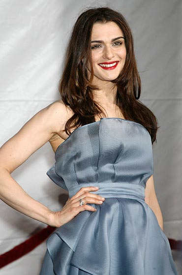 Rachel Weisz to play Jackie Kennedy? - Rediff com movies