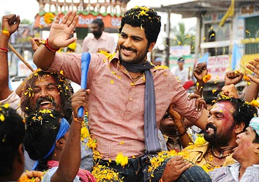 A scene from Prasthanam