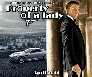what will be the next james bond movie