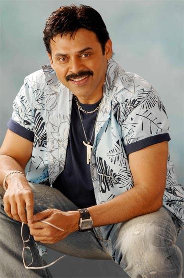 Venkatesh signs Chandramukhi 2 - Rediff com movies