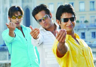 A scene from Shaadi No 1