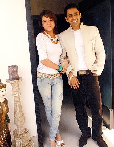 Udita Goswami and Anuuj Saxena