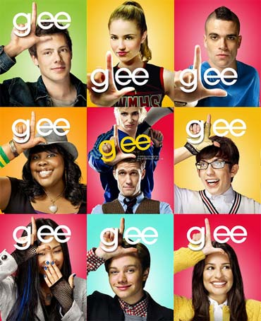 Cast of Glee
