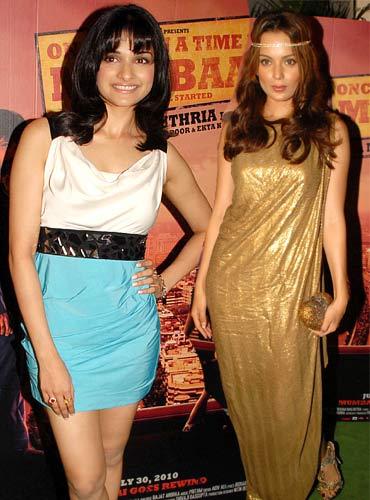 Prachi Desai and Kangna Ranaut