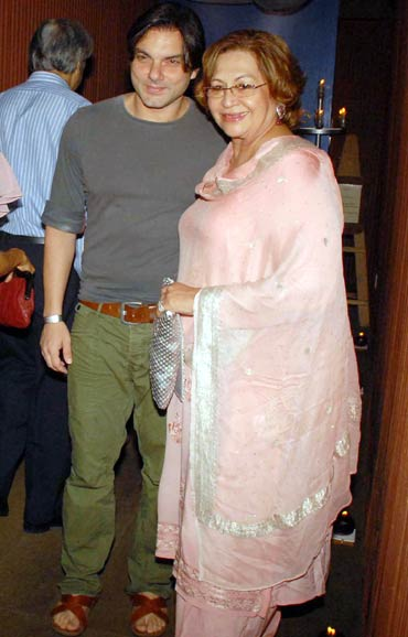Sohail Khan and Helen