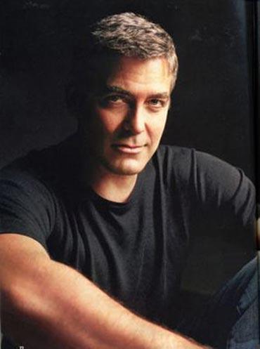 Джордж Клуни бросает молодую любовницу