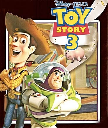 A poster of Toy Story 3