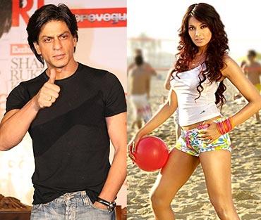 Shah Rukh Khan-Bipasha Basu