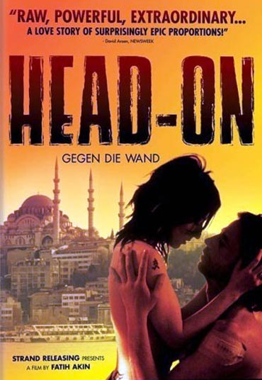 A poster of Head On
