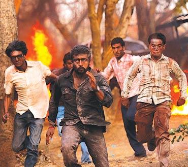 A scene from Rakht Charitra