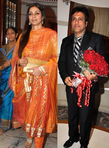 Tabu and Govinda