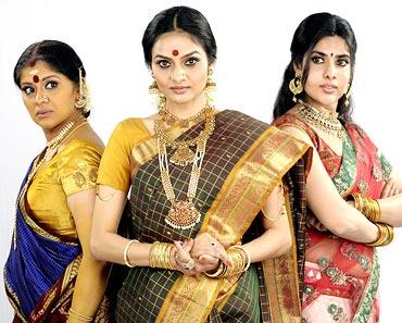 A scene from Soundaravalli