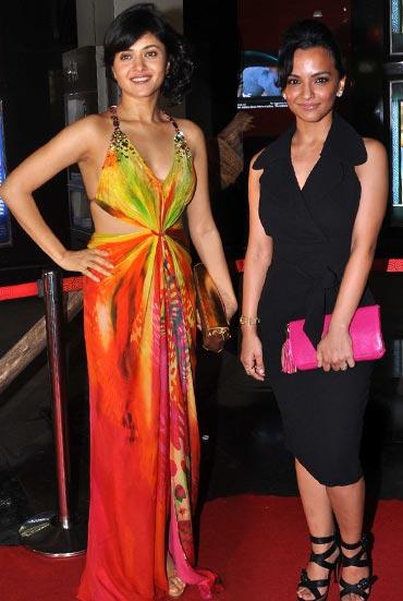 Sonal Sehgal and Anaitha Nair