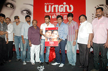 The Boss Engira Bhaskaran launch