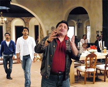 Chandan Roy Sanyal, Arjan Bajwa, Rishi Kapoor