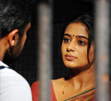 A scene from Rakta Charitra