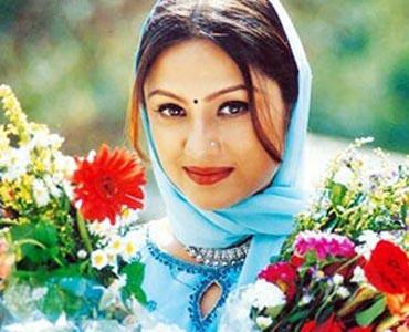 Priyanka in H20