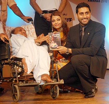 Aishwarya Rai Bachchan and Abhishek