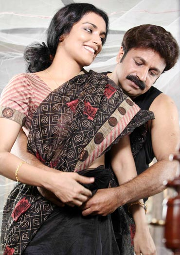 Swetha Menon and Sidique