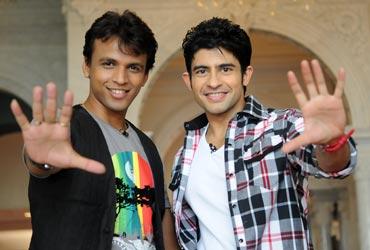 Abhijeet Sawant and Hussain Kuwanjerwala