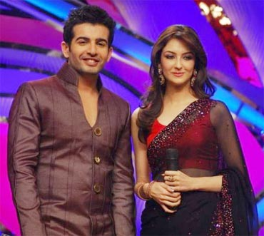 Jai Bhanshuli and Soumya Tandon