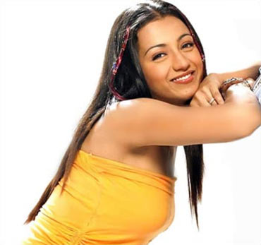 Trisha in Khatta Meetha