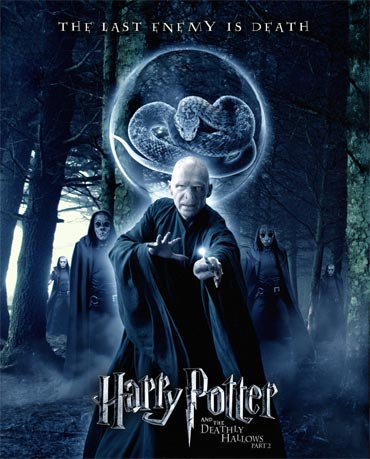 A poster of Harry Potter And The Deathly Hallows: Part 2