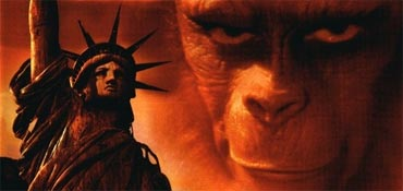 A scene from Rise Of The Apes