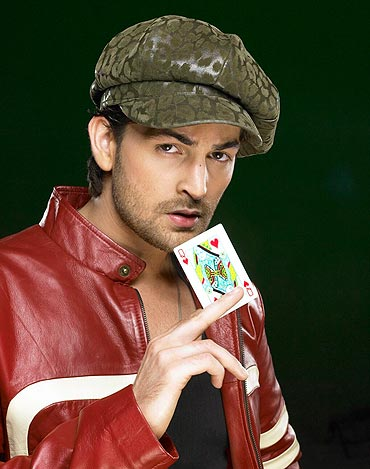 Neil Nitin Mukesh in Johnny Gaddar