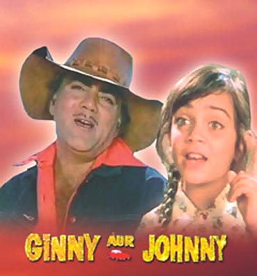 Poster of Ginny Aur Johnny