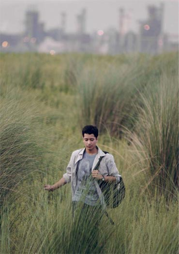 Rajat Bharmecha in Udaan