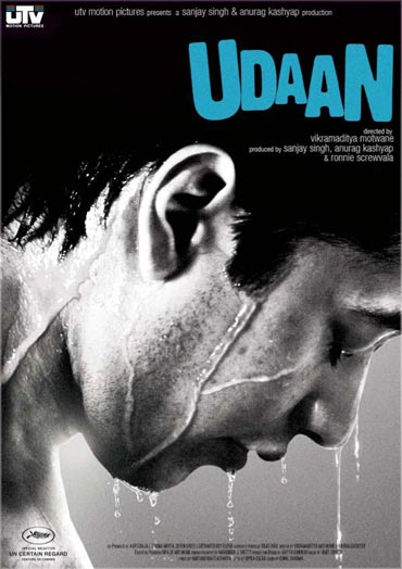 A poster of Udaan