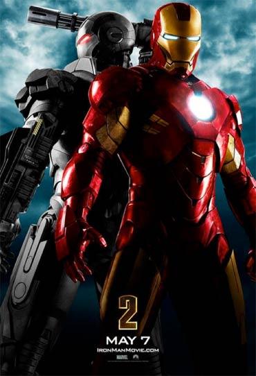 Poster of Iron Man 2
