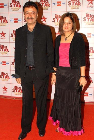 Raju Hirani and Manjeet Hirani
