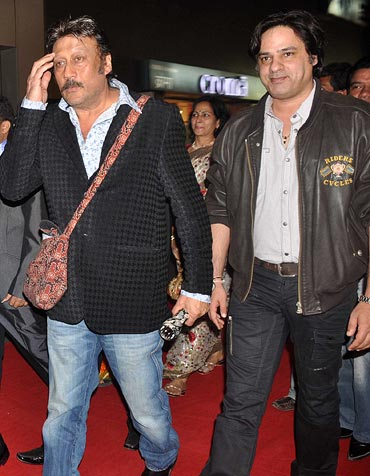 Jackie Shroff and Rahul Roy