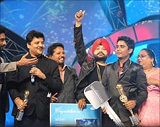 Kamal wins Saregamapa