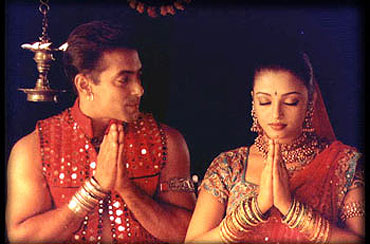 A scene from Hum Dil De Chuke Sanam