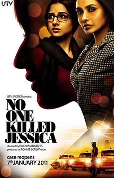 Movie poster of No One Killed Jessica