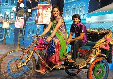 Tanvi Bhatia and Ashish Sharma