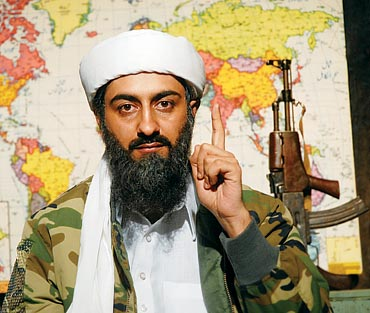 Pradhuman Singh in Tere Bin Laden
