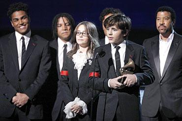 The 52nd grammy awards 2010 01mj